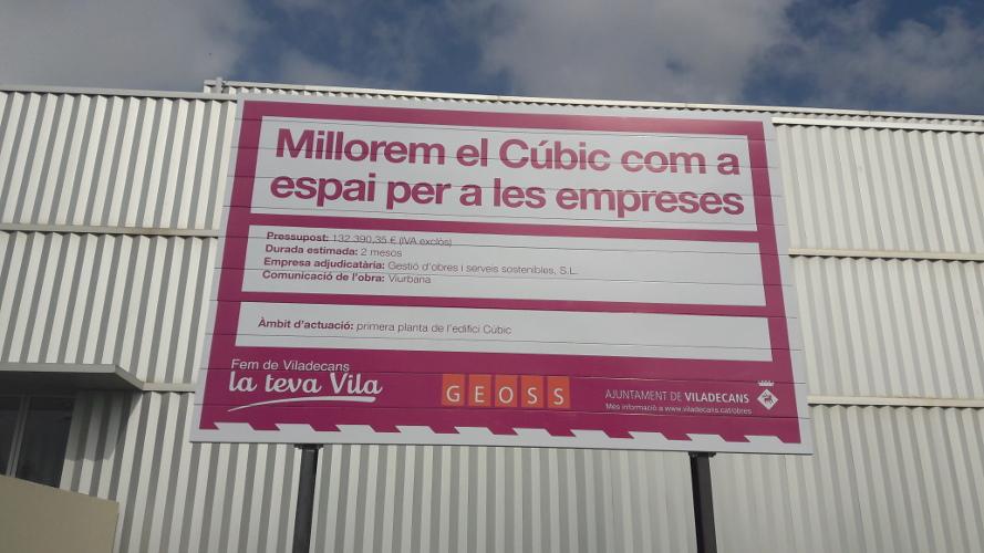 MILLORA AL CÚBIC VILADECANS